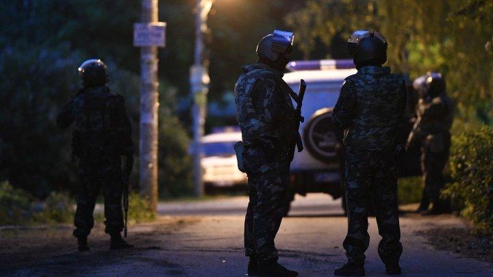 В Дагестане ликвидировали двоих вооружённых боевиков