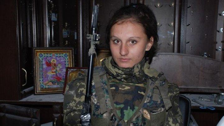 "Украинские СМИ сообщили о гибели ""девушки Гиви"" от пули снайпера"