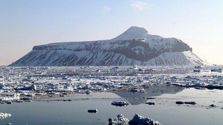 В Антарктиде обнаружили гигантскую загадочную полынью