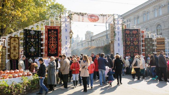 День города Кишинева 2017: программа празднования