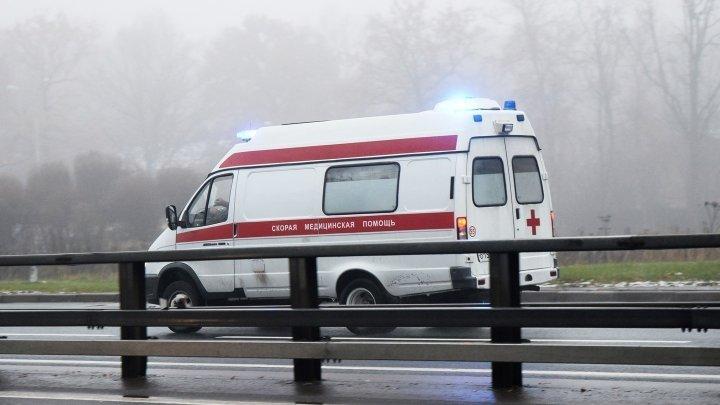 На Кубани произошло ДТП с участием автобуса, перевозившего детей