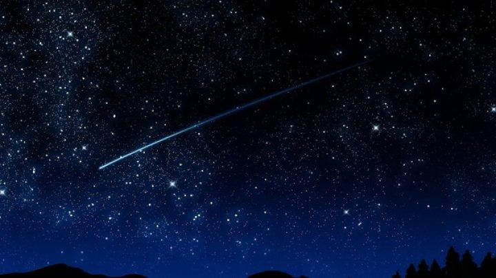 В ночь на 21 октября жители Земли увидят яркий звездопад