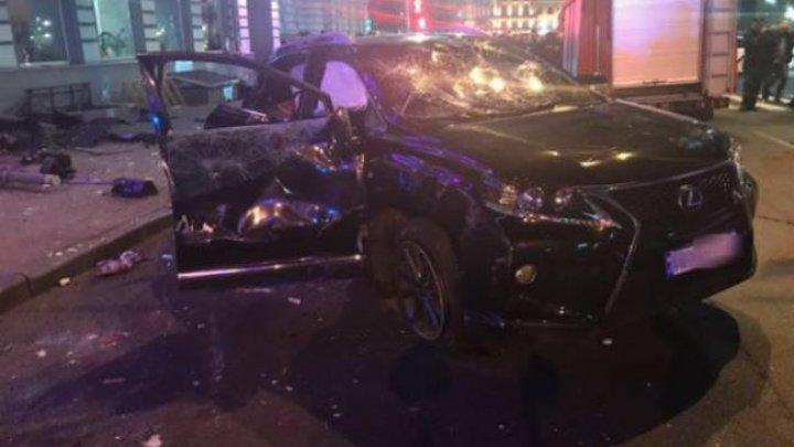 Причиной ДТП с шестью погибшими в Харькове стали уличные гонки