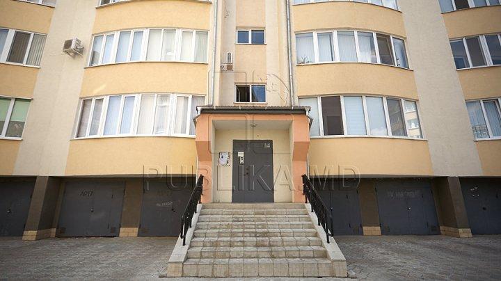 Дом для бюджетников в Фалештах сдадут в эксплуатацию весной 2018 года