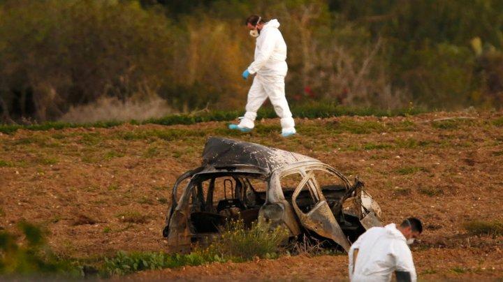 Еврокомиссия: журналистку на Мальте подорвал киллер