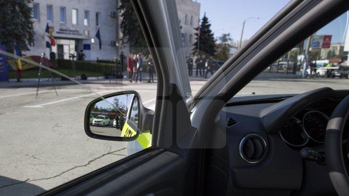Генинспекторат полиции получил более полусотни новых машин: фото