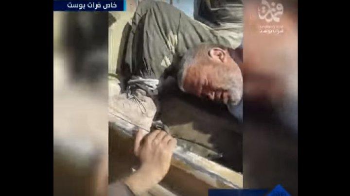 Опубликовано видео с захваченными в Сирии россиянами
