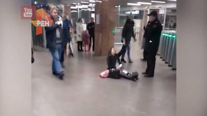 девушки метро академическая