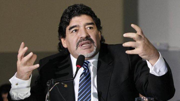 Марадона подаст в суд на собственных дочерей
