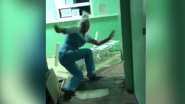 """""""Пьяная"""" медсестра из Омска: Эти таблетки мне выписал невропатолог"""
