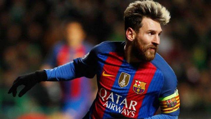 """""""Барселона"""" заплатит Лионелю Месси 90 миллионов евро за продление контракта"""