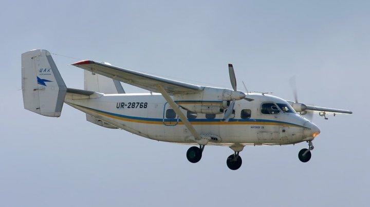 Под Алма-Атой разбился санитарный самолет, есть погибшие