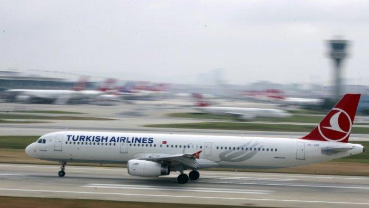 Самолет Turkish Airlines сел в Вене из-за дыма