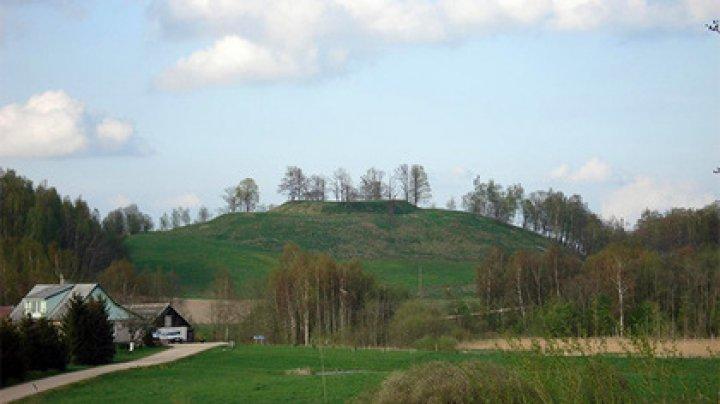 В Литве нашли замок самоубийц