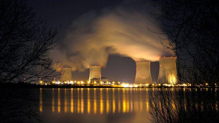 На атомную станцию во Франции напали активисты Greenpeace