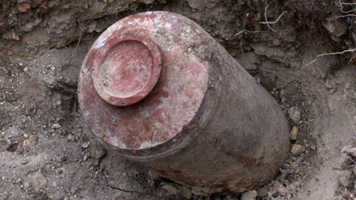 В Приморье тракторист нашел в поле 100-килограммовую авиабомбу