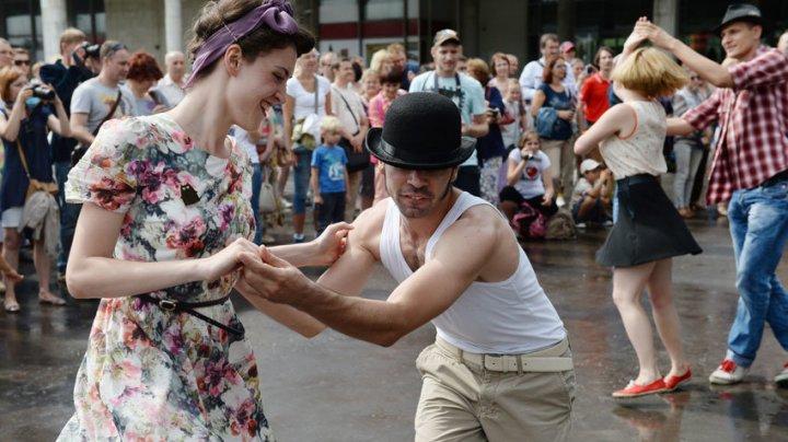 Танцы помогают изучению точных наук