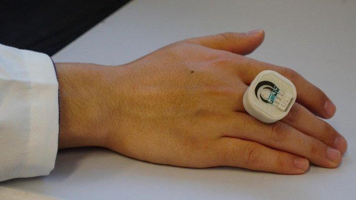 Саперная бижутерия: Инженеры создали кольцо-миноискатель