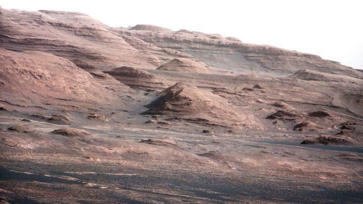 Кипящая вода двигает пески Марса