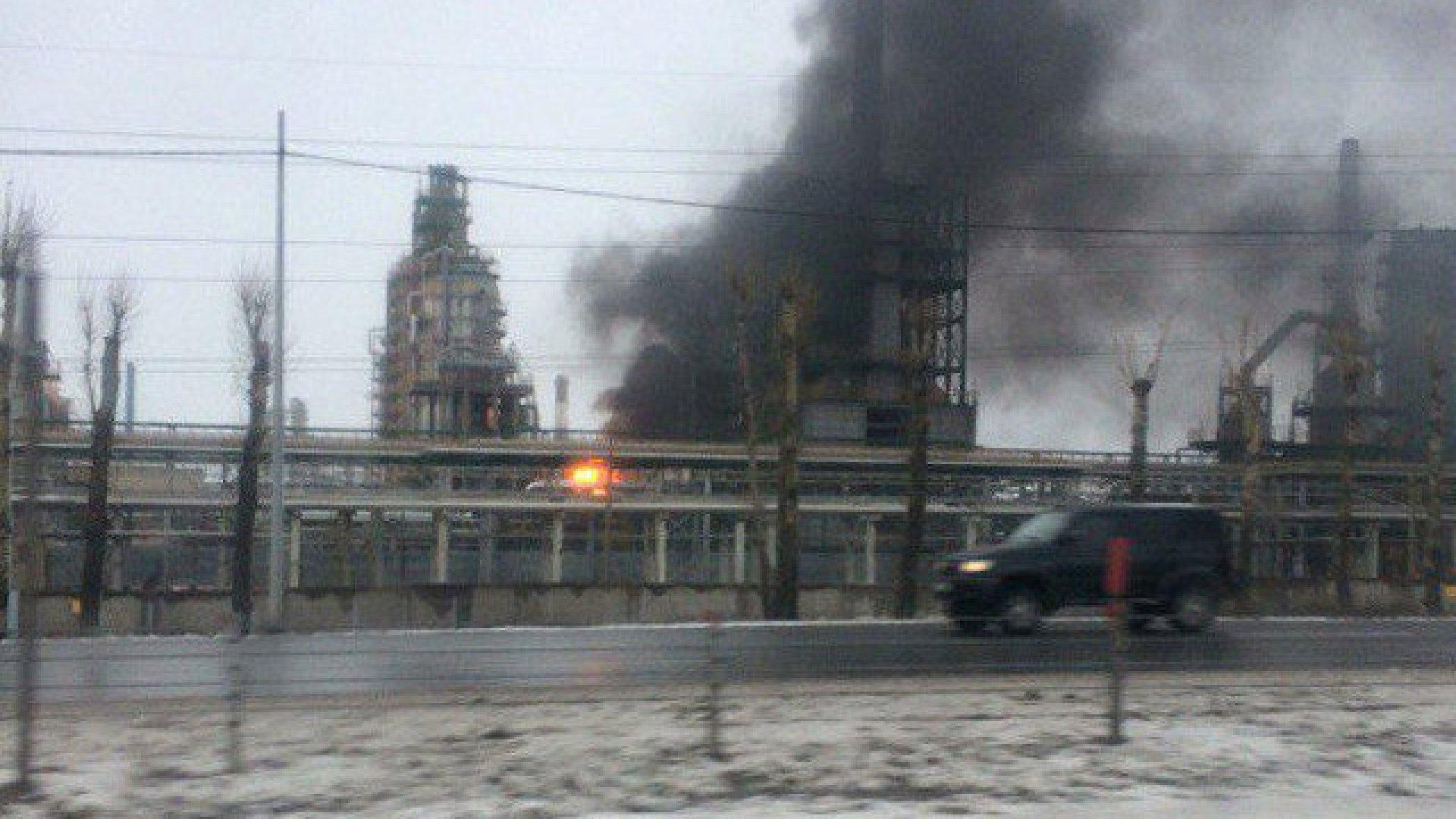 копченой куриной пожар на нефтезаводе в ярославле сайт