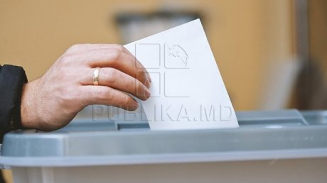 Молдоване не поддерживают проведение референдума об отмене смешанной избирательной системы