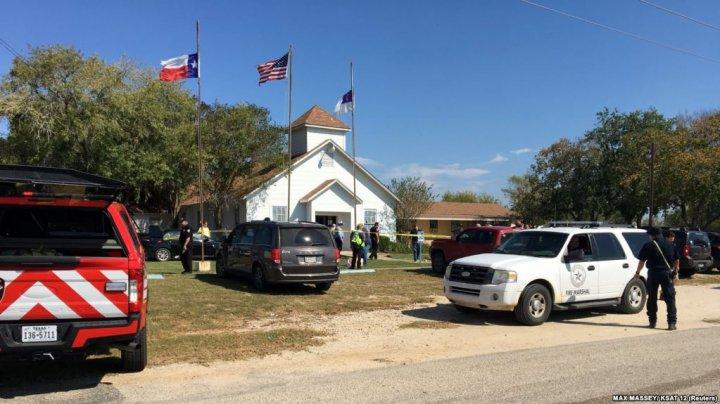Церковь вТехасе могут снести после инцидента сострельбой