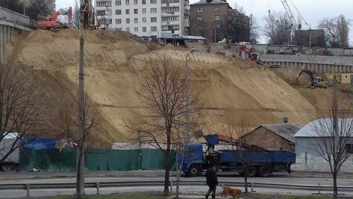 На стройплощадке в Волгограде обнаружили останки советских солдат