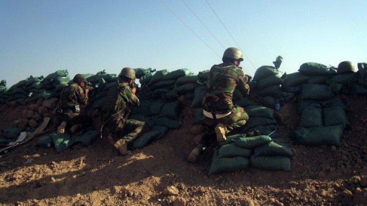 Два десятка иракских солдат погибли при атаке террориста-смертника