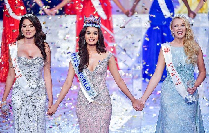 В КНР  объявлены результаты  конкурса «Мисс Мира-2017»