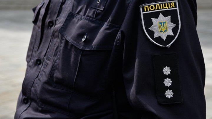 В Киеве у здания энергоснабжающей компании произошел взрыв