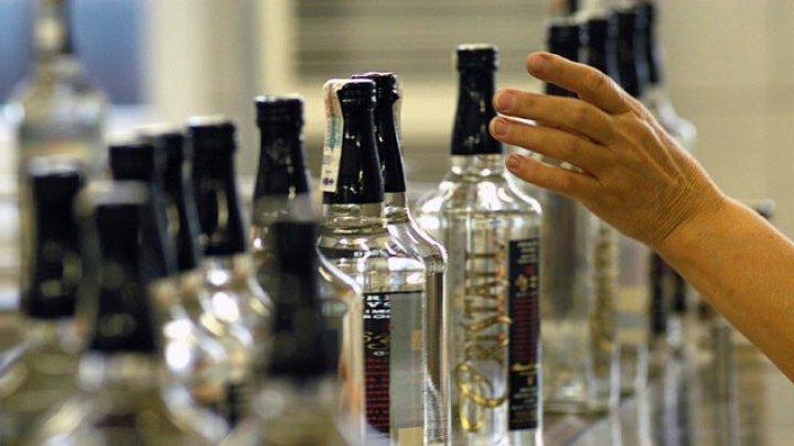 Воры неторопливо подготовились и похитили 9 тысяч бутылок водки в США