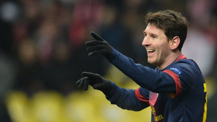 Месси продлил контракт с «Барселоной»