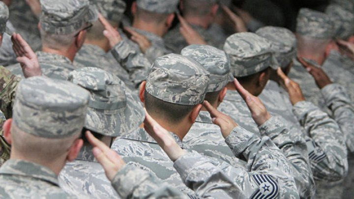 Пентагон рассекретил данные о сексуальных домогательствах в армии США