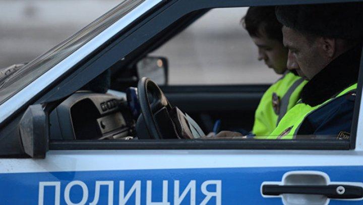 В Кирове три пьяные девушки избили сотрудников ГИБДД: видео