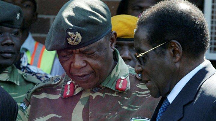 Генсек ООН надеется на мирное разрешение конфликта в Зимбабве