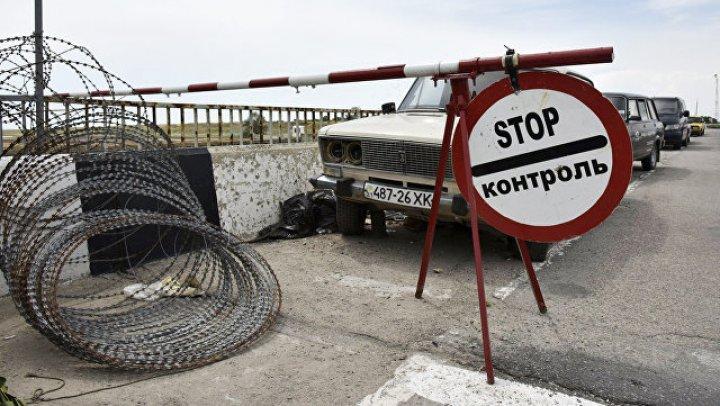 «Забор» награнице Крыма с Украинским государством возведут клету 2018