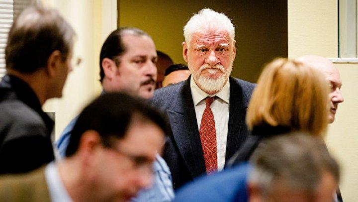 Премьер-министр Хорватии прокомментировал смерть генерала, принявшего яд в суде