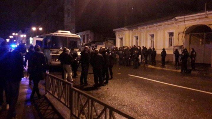 В Харькове задержаны более 50 участников массовой драки