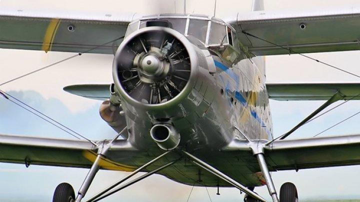 В Амурской области самолет упал между домами, погиб пилот