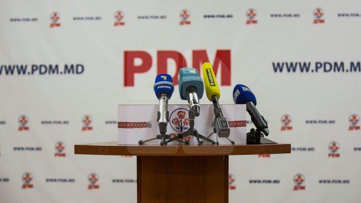 ДПМ: неудача референдума является ударом для левых партий, особенно для ПСРМ