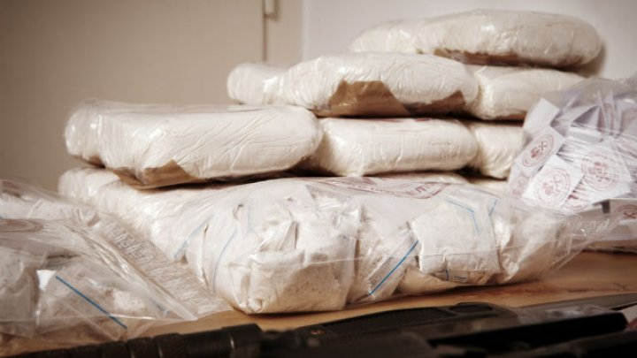 В Испании правоохранители конфисковали более тонны кокаина из Колумбии