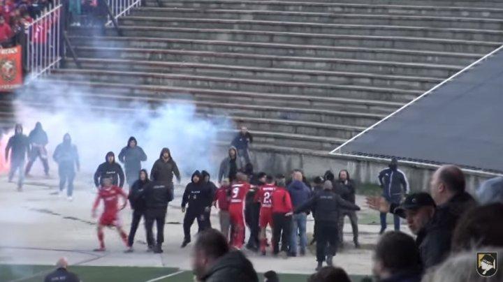 Фанаты «Спартака» обвиняются ворганизации беспорядков вБолгарии