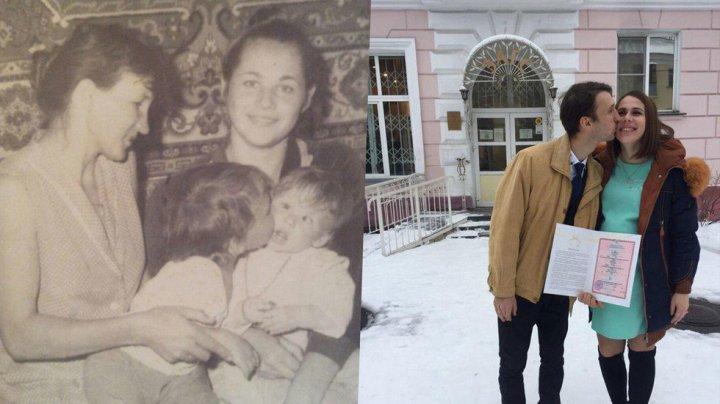 Мужчина нашел любовь всей своей жизни по детскому фото