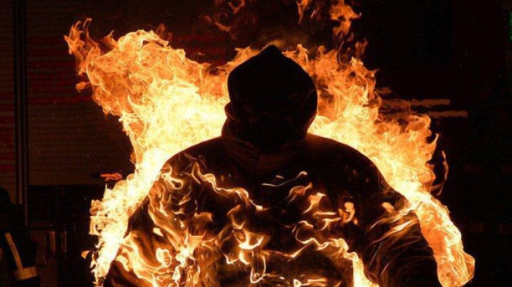 В Красноярске бизнесмена похитили и сожгли в лесу