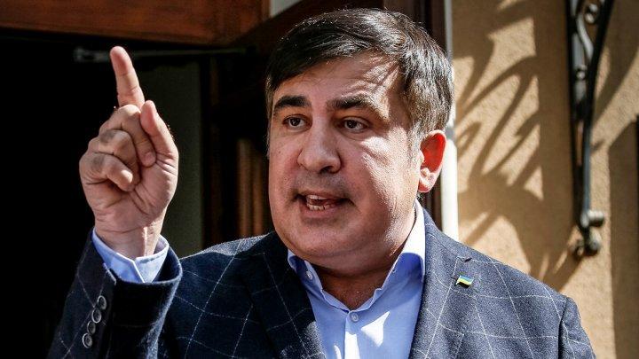 """""""Плохо меня знаете!"""", – Саакашвили разъярен после нападения СБУ на его водителя"""