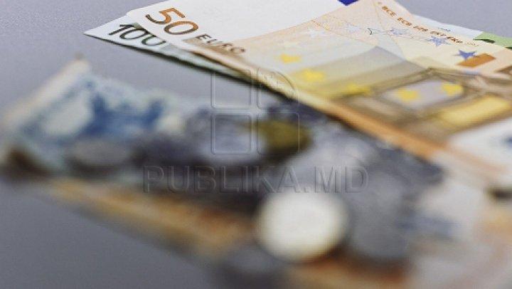 Молдавский лей продолжает расти: евро опустится ниже отметки в 19 леев в понедельник