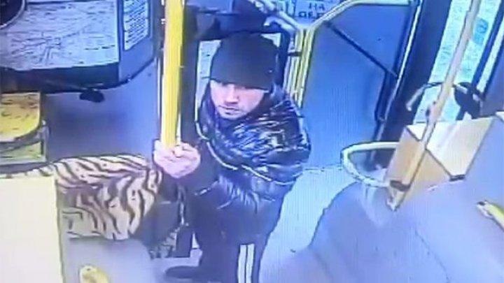 Сняла штаны в автобусе видео
