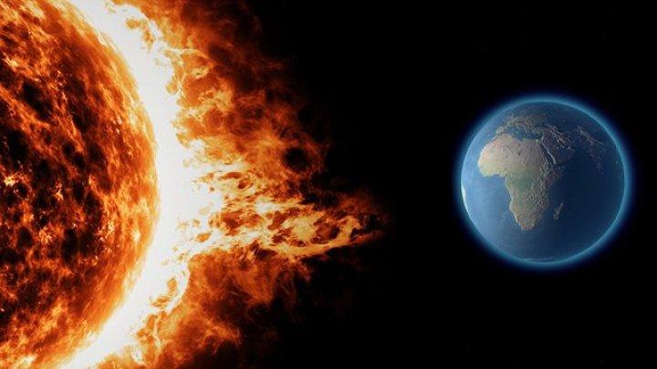 Ученые: прямой удар космического шторма погрузит Землю в вечную тьму