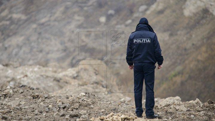 В Криулянах трое рабочих погибли во время обрушения шахты по добыче известняка (фото)