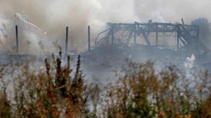В ООН заявили, что Украина может столкнуться с химической катастрофой
